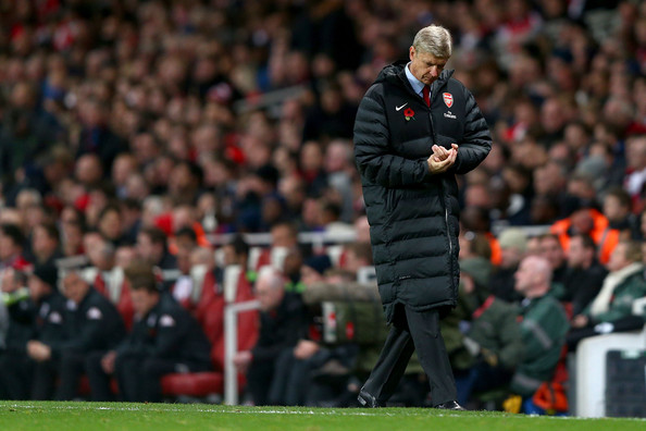 Arsene+Wenger+Arsenal+v+Fulham+Premier+League+wX98zAZ2bixl