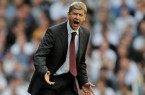 Arsene Wenger yelling
