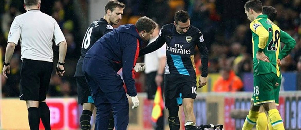 Losing the Scintillating Santi Cazorla Cost Arsenal the Title