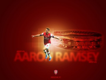 Aaron Ramsey Wallpaper