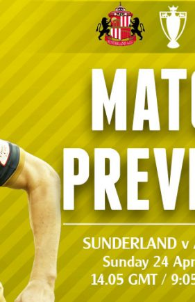 MATCH PREVIEW: Sunderland v Arsenal; A Little Too Late