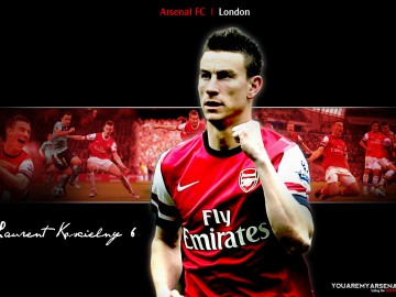Laurent Koscielny Wallpaper
