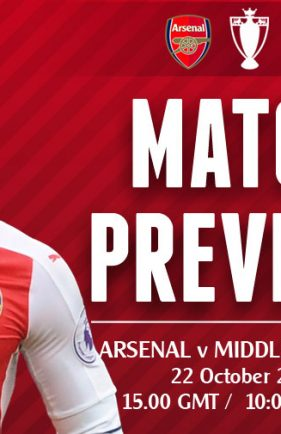 Match Preview: Arsenal v Middlesbrough; Wenger's Jungle Book