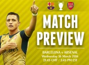 UCL Match Preview: Barcelona v Arsenal; A Pyrrhic Victory on the Cards?