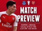 MATCH PREVIEW: Everton v Arsenal; Time to Channel Spirit of '97/98