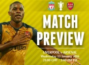 MATCH PREVIEW: Liverpool v Arsenal; Time to Create Some Space at the Top