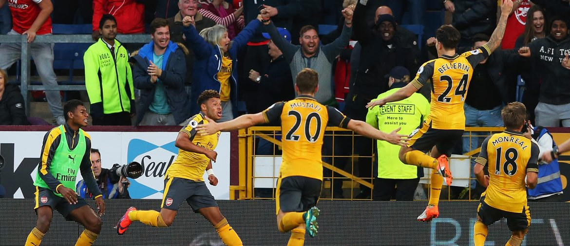 Three Things We Learned from Burnley v Arsenal