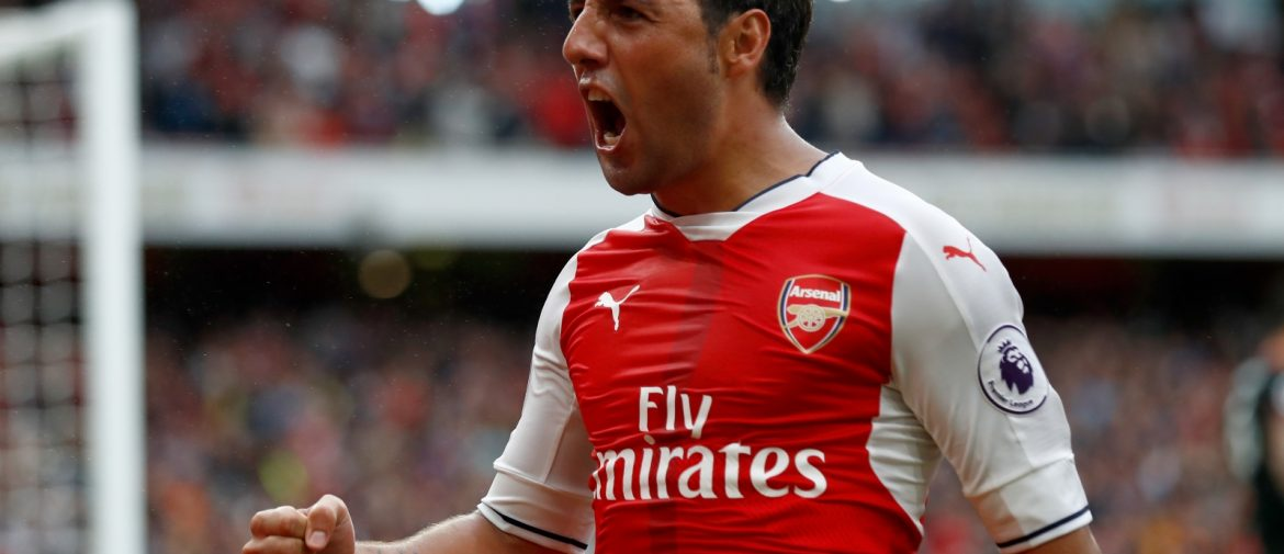 The Importance of Santi Cazorla and the Midfield Pivot to Arsenal