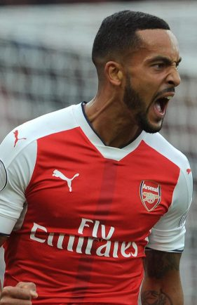 Unshakeable Theo Walcott Finally Delivering on Potential