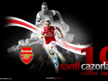 Santi Cazorla Wallpaper