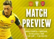 Match Preview: Manchester United v Arsenal; Can Class Win Out?