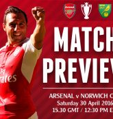 MATCH PREVIEW: Arsenal v Norwich; The One Where Wenger Completely Loses the Plot