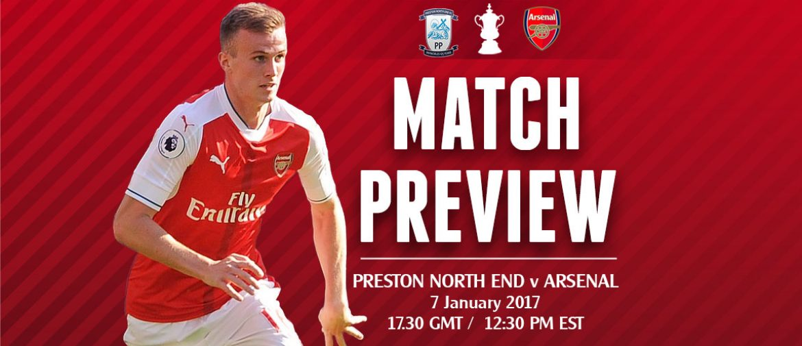 Match Preview: Preston North End v Arsenal; An Old-Time Cup Tie