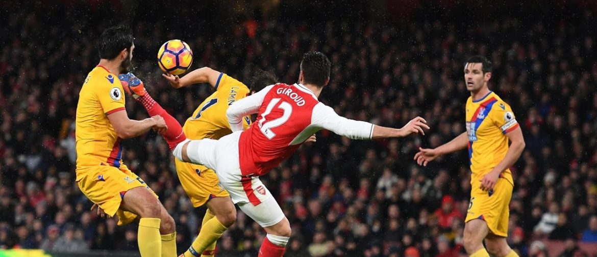 Three Things We Learned from Arsenal v Crystal Palace