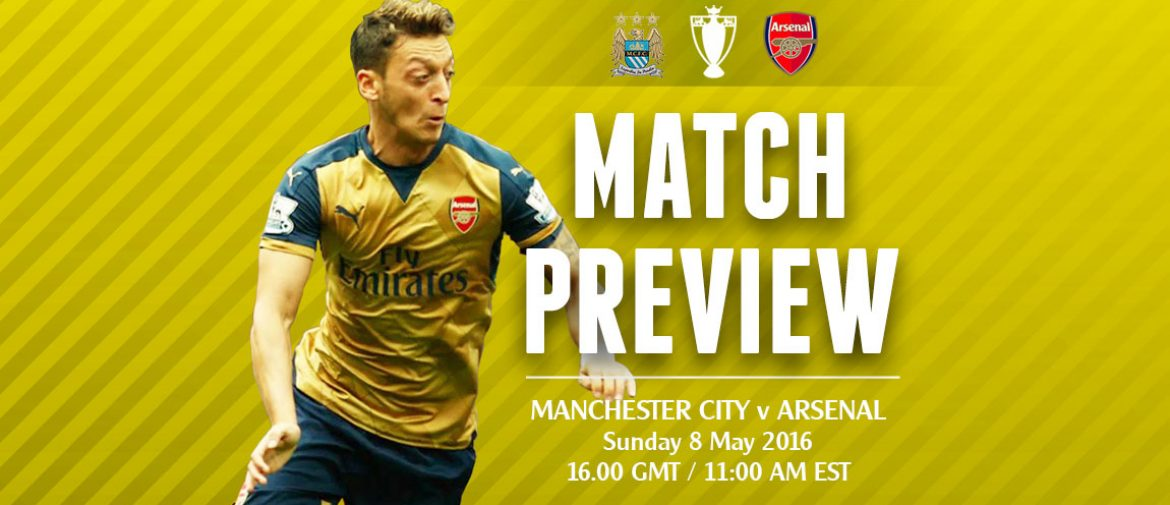 Match Preview; Manchester City v Arsenal: Do Either Set of Players Care?